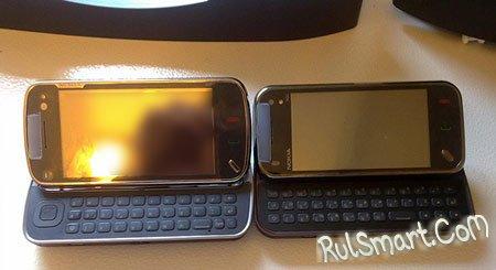 Первые живые фотографии Nokia N97 Mini