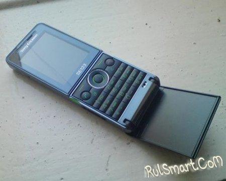 Появились новые фотографии музыкального Sony Ericsson Twiggy
