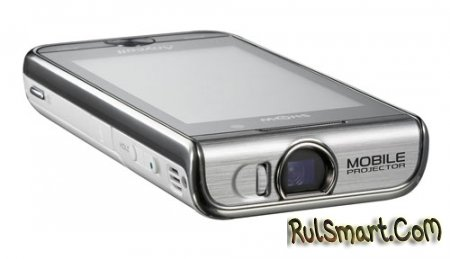 Apple оснастит iPhone и iPod Touch микропроекторами?