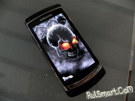Новая прошивка для Samsung Omnia HD