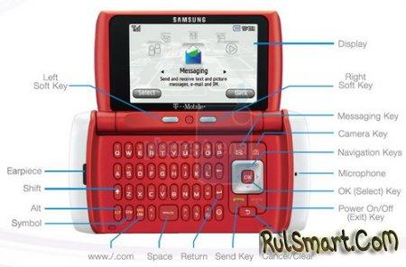 Полные спецификации Samsung Comeback