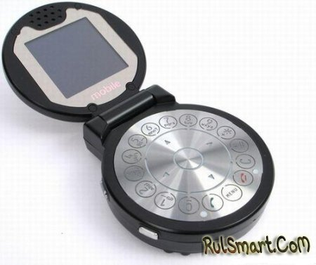 WigiTel W3 — часы-телефон с двумя дисплеями