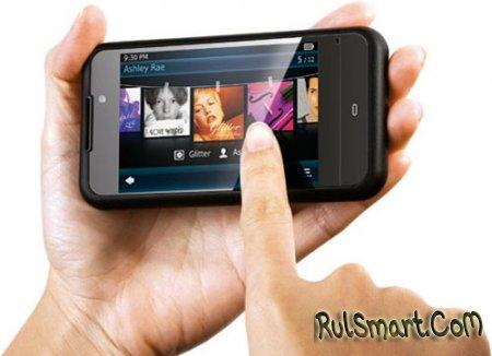 Creative представила Zii Egg — плеер с сенсорным экраном и открытой ОС