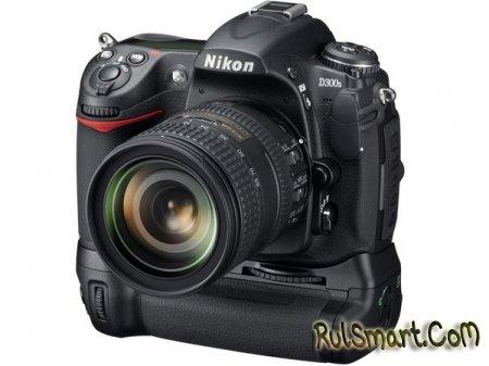 Nikon D300S представлен официально