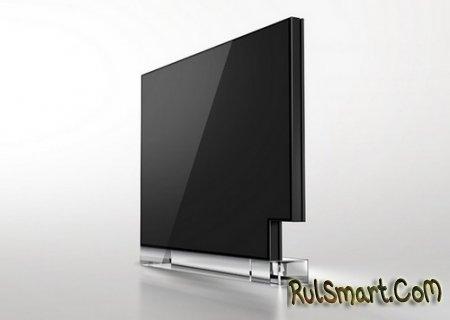 Концептуальный телевизор: 16:9 или 4:3 на выбор