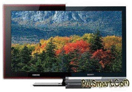Sony будет покупать LED-телевизоры у Samsung?