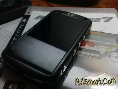 Sony Ericsson Jalou — новый Symbian-смартфон с сенсорным экраном?