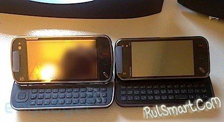 Nokia N97 Mini существует: меньше оригинала, функции сохранены
