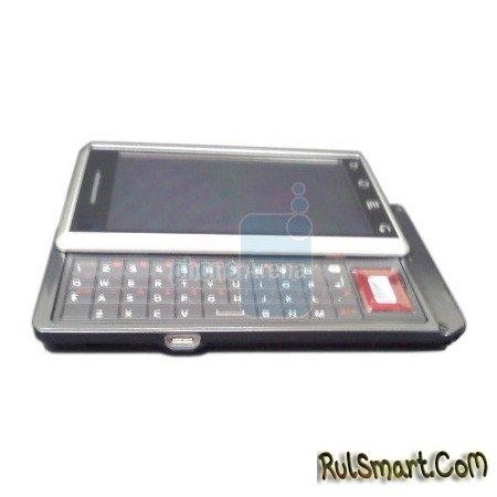 Motorola Shules - CDMA-смартфон на базе Android