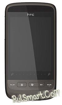 HTC Mega — «средний» коммуникатор