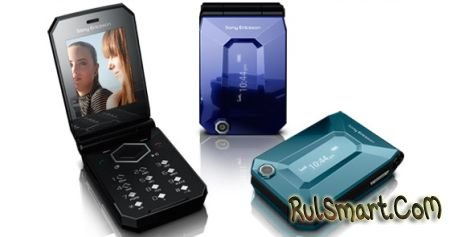 Sony Ericsson Jalou - модный телефон плюс Dolce&Gabbana limited edition