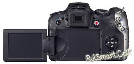 SX20 IS и SX120 IS — новые ультразумы Canon