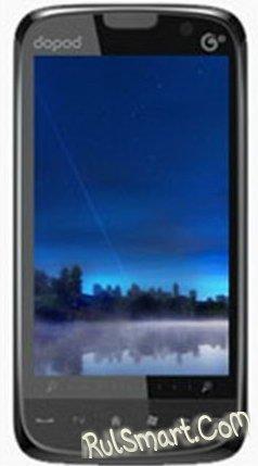HTC Qilin: первый телефон компании на TI OMAP3 3430