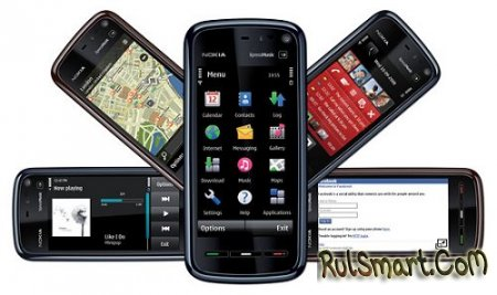 Nokia 5800 обновится и станет Nokia 5800i