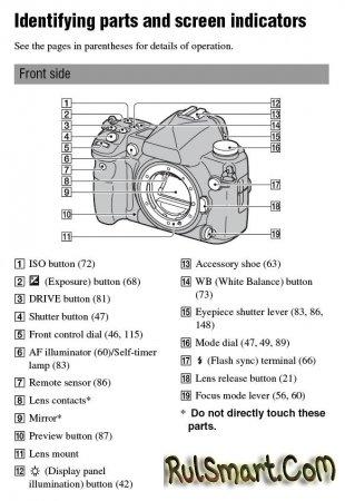 Sony готовит зеркальную камеру Alpha A850
