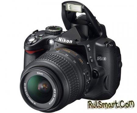 Слухи: Nikon анонсирует фотокамеру со встроенным проектором