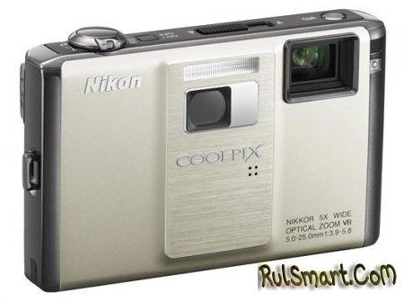 Nikon S1000pj — первая компактная камера со встроенным проектором