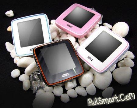 iMuz MX1 — маленький и разноцветный PMP