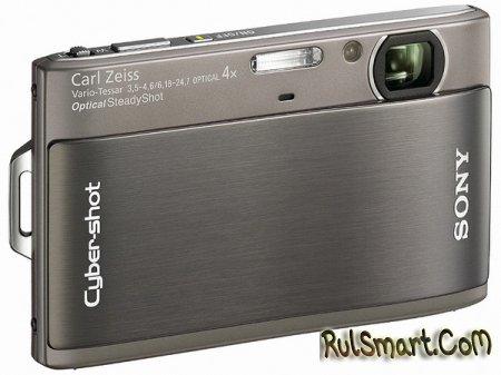 Sony представила компактные камеры с новейшей архитектурой сенсоров
