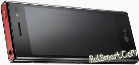 LG BL40 будет обладать FM-трансмиттером