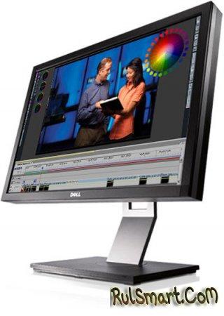 Dell выпускает свой первый 24-дюймовый IPS-монитор