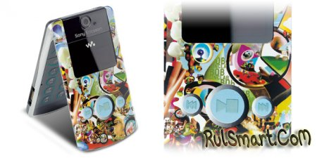 Вышел Sony Ericsson W508 Bob Sinclar Edition