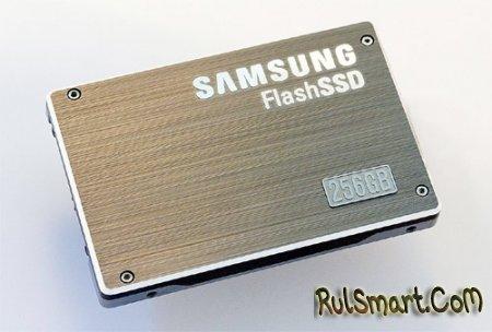 Samsung выпускает SSD для игроманов