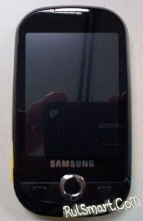 «Живые» фотографии Samsung S3650 Corby и M2520