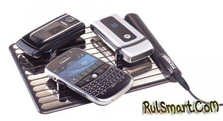 Беспроводная зарядка для телефонов от Duracell