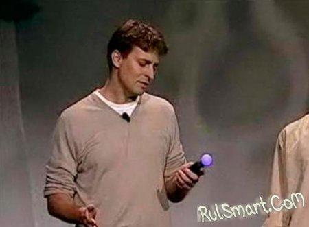 Контроллер движений для PS3 появится весной-2010