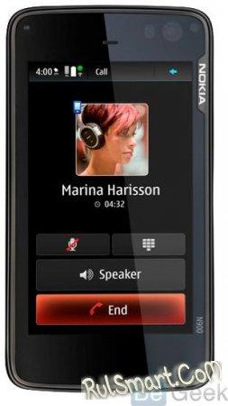 Официальные фотографии Nokia N97 Mini и N900