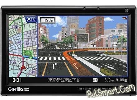 Sanyo NV-LB50DT — навигатор с широкими мультимедийными возможностями