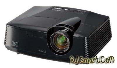 HC3800 — бюджетный Full HD-проектор от Mitsubishi
