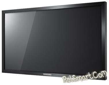 Samsung 650TS: high-tech доска для аудиторий