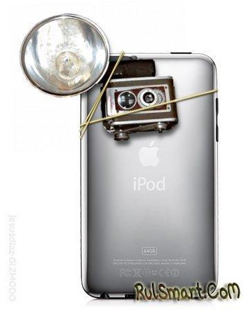 Почему нет камеры в iPod Touch?
