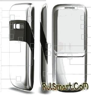 Nokia Erdos - наследник Nokia 8800 в аналогичном корпусе, но на базе S60