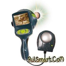 Мобильный микроскоп для юных исследователей