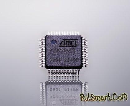 Atmel обещает революцию в мире сенсорных экранов