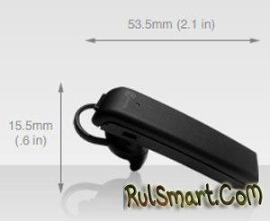 Гарнитура Sound ID 400 Bluetooth Headset с длинным списком необычных характеристик