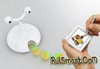 Mint Robot 2: прототип электронного хозяина для собаки