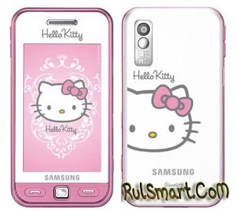 Hello Kitty от Samsung