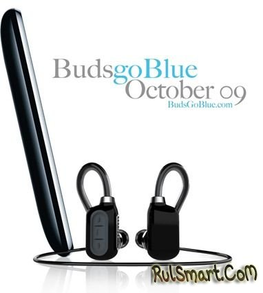 Гарнитура Budsgoblue для iPhone 3G S