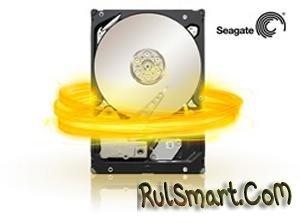 Seagate анонсировала первый SATA III жесткий диск