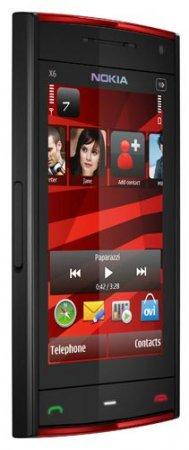Nokia World 09: Nokia X3, X6 — будущие музыкальные аппараты компании