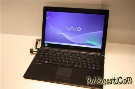 Sony VAIO X: ультрапортативные ноутбуки на целый день автономной работы
