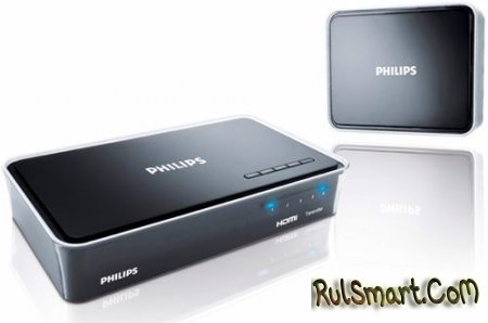 Philips предлагает Wireless HDTV