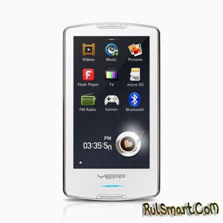 NVIDIA Tegra в плеере Samsung YP-M1