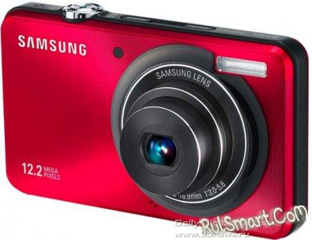 """Samsung ST45 – стильный """"цифровик"""" толщиной 16 мм"""