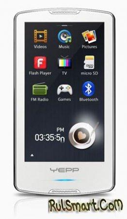 Samsung M1 станет еще одним PMP на базе Nvidia Tegra