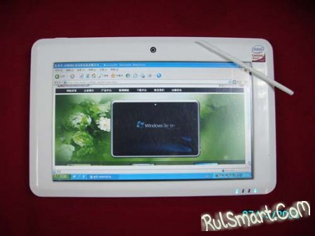 Планшетные ПК с сенсорным экраном из Китая